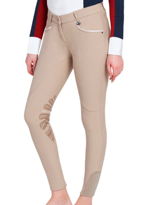 Equine Couture Lille breeches - Sea sand