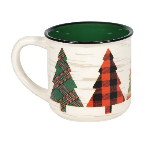 Country Living Tree Mug