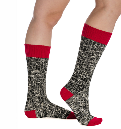 Horseware Winter Wooly Socks - Lollypop