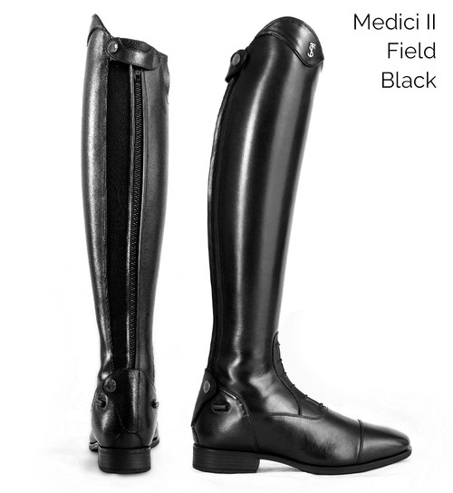 Tredstep Medici II Field Boot - Black