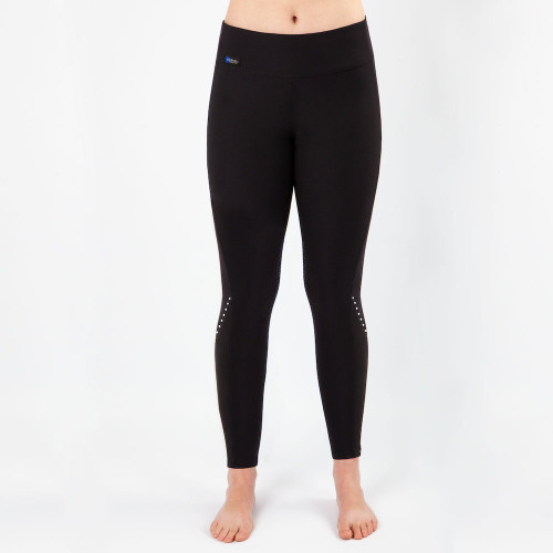 Irideon Issential Reflex Tights, front - Black