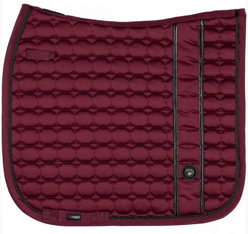 CATAGO Attitude Dressage Saddle Pad - Red