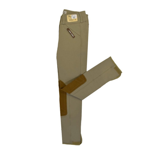 Tailored Sportsman Trophy Hunter Girls Breech - Tan