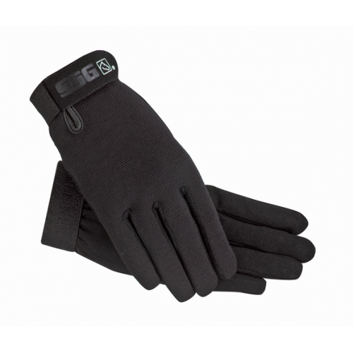 SSG All Weather Riding Glove - Black