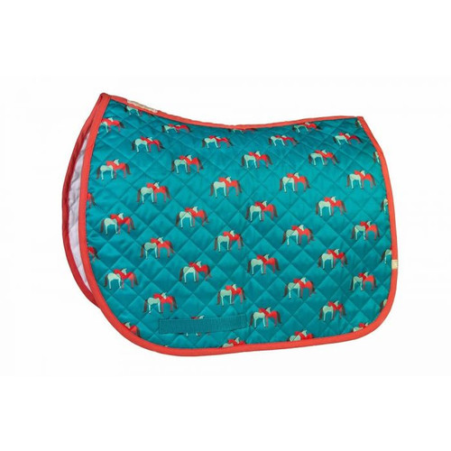 LÉTTIA Collection A/P Baby Pad - Hugging Horses