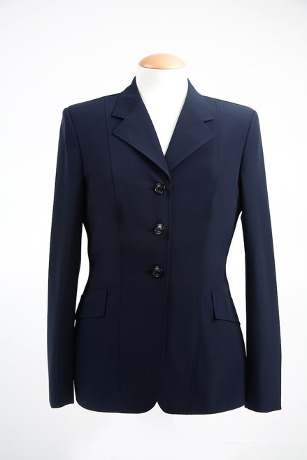 Grand Prix Three Button Hunt Coat - front