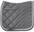 CATAGO Diamond Dressage Saddle Pad - Grey
