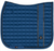CATAGO Attitude Dressage Saddle Pad - Blue