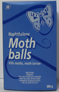 Naphthalene Moth Balls