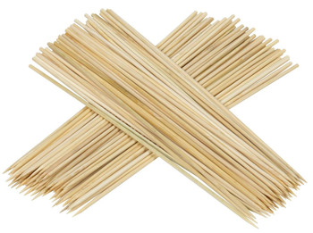 """Touch 82-092 (JR 9512 )- 12"""" Bamboo Skewer 10000/case"""