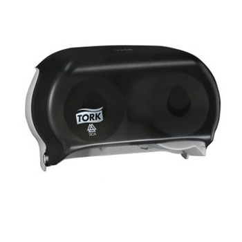 Tork - 59TR - Dispenser For Household Bathroom Tissue - Double Roll, Plastic  - 1 Unit/Each