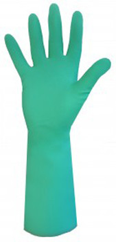 Ronco - 19-923-09 Nitrile Green Heavy Duty 15mil Large