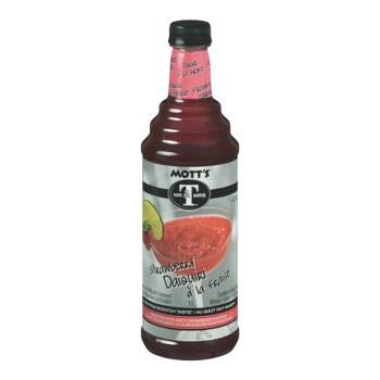 Mott's Mr & Mrs T. Strawberry Daiquiri Mix 6 x 1L