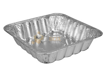 HFA - 4031-35-200 - Square Poultry Pan - 200/Case