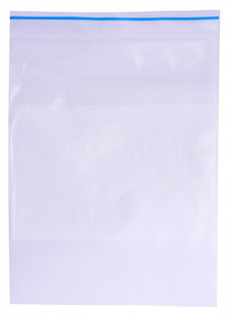 "Ronco - 9""X12"" - Ziplock Bags,  Reclosable Poly Bags"