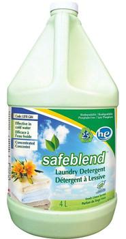 Safe Blend - LEFR - Eco Laundry Detergent Liquid - 4X4L/Case
