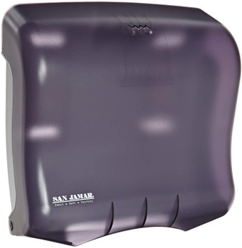 San Jamar - T1750TBK - Ultrafold C-Fold / Multi-Fold Towel Dispenser, Black Pearl