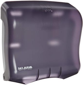 San Jamar - T1750TBK - Ultrafold C-Fold / Multi-Fold Towel Dispenser, Black Pearl