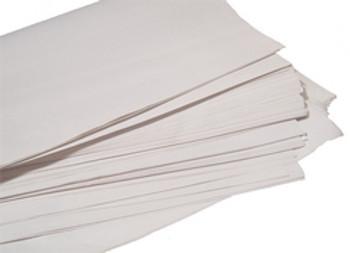 """Amber - 18""""x24"""" - Newsprint Sheets - 50 Lbs/Pack"""