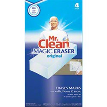 Mr. Clean - 82027 - Magic Eraser Original All Purpose Cleaning Pads - 24/Case