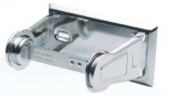 Winco - 146 - Dispenser for Single Household Bathroom Tissue (Holds 1) each