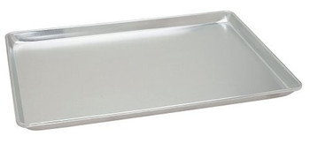 "Crown - 18"" x 26"" - Aluminum Bun Pan - 1/Each"
