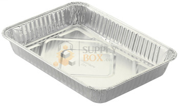 HFA - 394-40-100 - 13x9x2 Oblong Cake Container - 100/Case