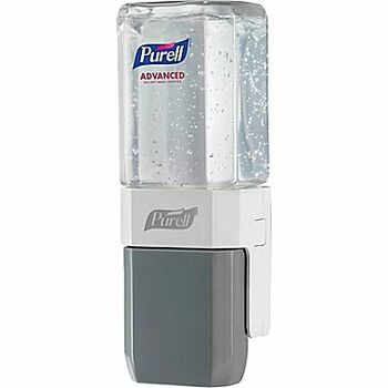 Purell - 1450-D8 - ES Everywhere Starter Kit - Sanitizer Cartridge + Dispenser - 1 Set