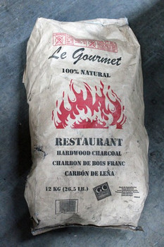 GREAT Hardwood Charcoal 1 x 12kg