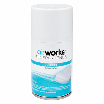 AirWorks® 07918 - Fresh Linen, Air Freshener 177g