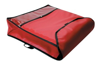 "JR - 30960 - Pizza Delivery Bag 18"" Red"