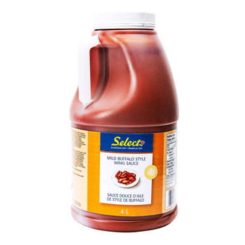 Select - Wing Sauce - Buffalo Style Mild 2 x 4 L