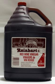 Reinhart Foods - Red Wine Vinegar 5L