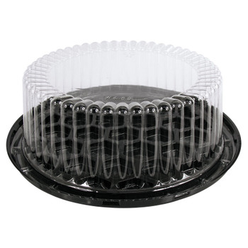 "D&W - G25 - 9"" 1-2 Layers Cake Dome Combo - 100/Case"