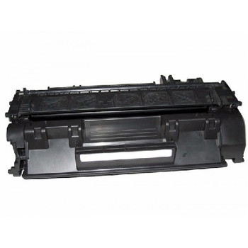 HP 05X -CE505X Compatible High Yield Black Toner Cartridge, New