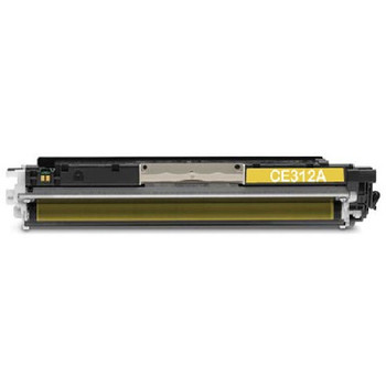 HP CE312A, Compatible Yellow Toner Cartridge, New