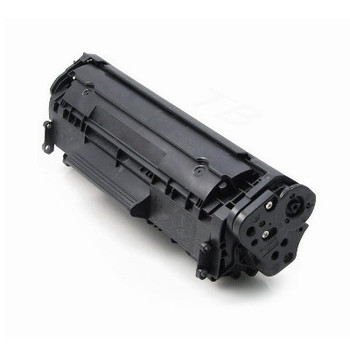 Compatible HP 12X - Q2612X Black Toner Cartridge High Yield