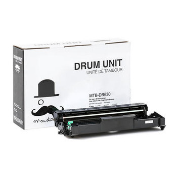 Brother DR630 Compatible Drum - Moustache® - 1/Pack