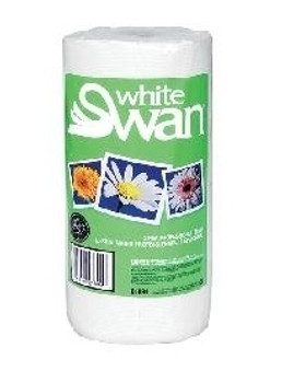 White Swan - 1890 - 2ply 90 Sheets Professional Kitchen Paper Towel 24/case