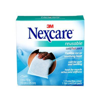"3M 2641 - Nexcare Reusable Cold/Hot Pack - 4"" x 10"""