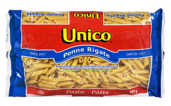 Unico/SS Penne Rigate Pasta 20lbs