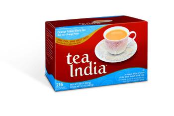 TEA INDIA Black Orange Pekoe 216's/pack