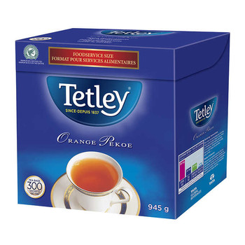 Tetley Orange Pekoe Tea (Black)