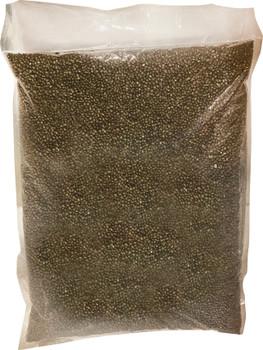 Urid Whole Black - 10 lbs bag