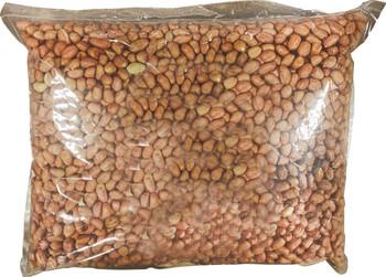 Raw Peanuts (With Skin)- 5 lbs bag