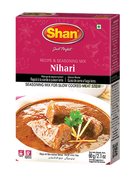 Shan - Nihari Spice Mix 60g