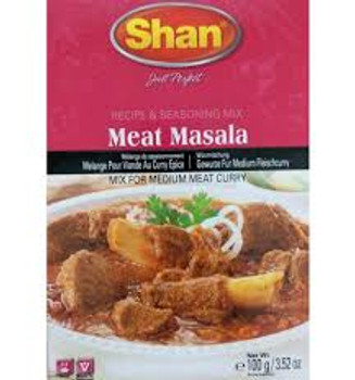 Shan - Meat Masala Spice Mix - 6/Pack