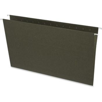 Business Source 26529 -Standard Hanging File Folder - Legal Size - 25 /Box