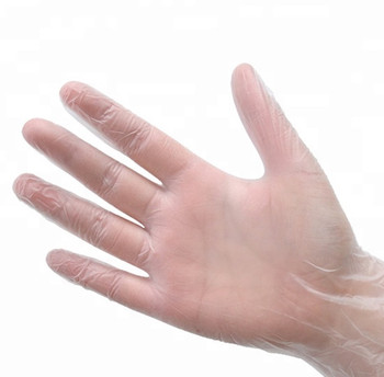 Ronco - Care - Vinyl Disposable Gloves (Clear) - 3 mil Powder Free - 200/Pack