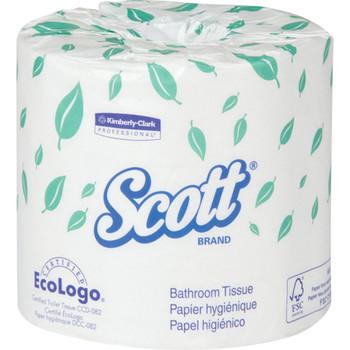 Scott® 48040 2 ply Bathroom Tissue 550 sheets  40 Rolls/case
